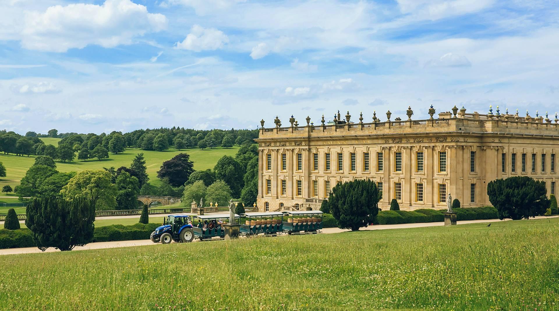 Welcome to Chatsworth House