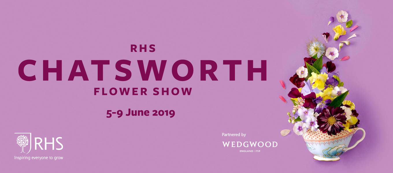 Chatsworth House \u0026 Garden ticket can be purchased for each RHS ticket  presented. This offer is valid for the duration of RHS Chatsworth, 5,9 June  2019.