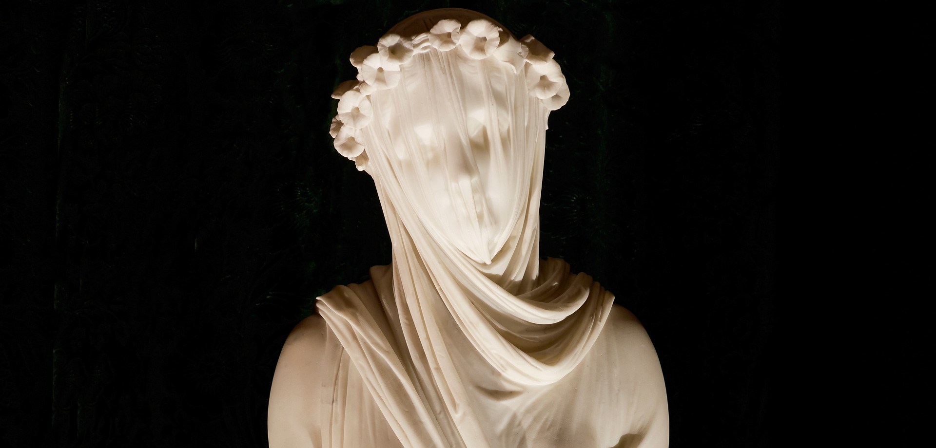 A Veiled Vestal Virgin