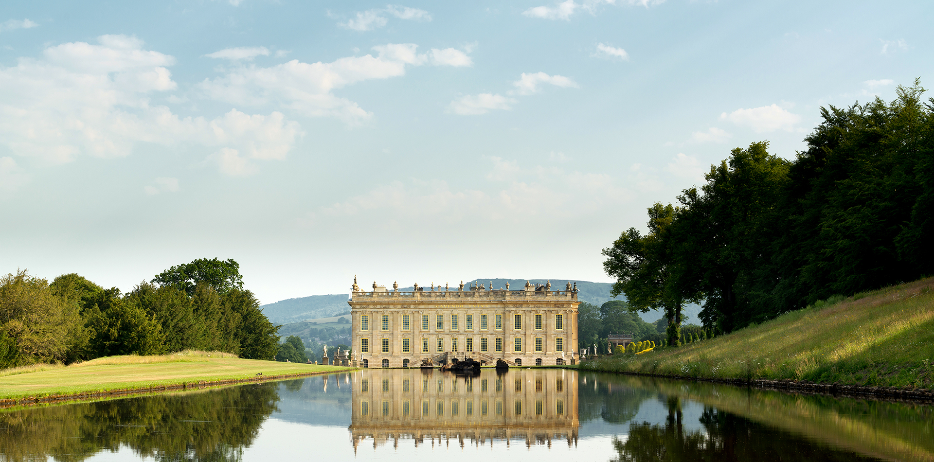 Stay in touch with Chatsworth