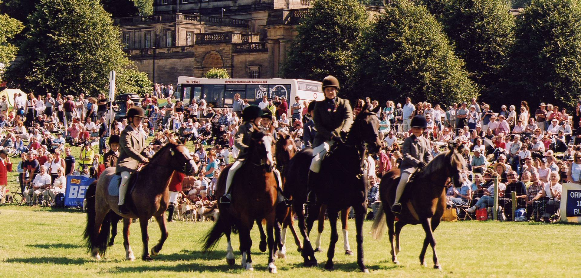 35 Years of Chatsworth Country Fair: Facts of the Fair Then and Now